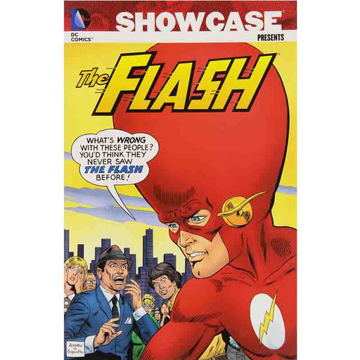 Showcase Presents Flash Vol 4 Paperback