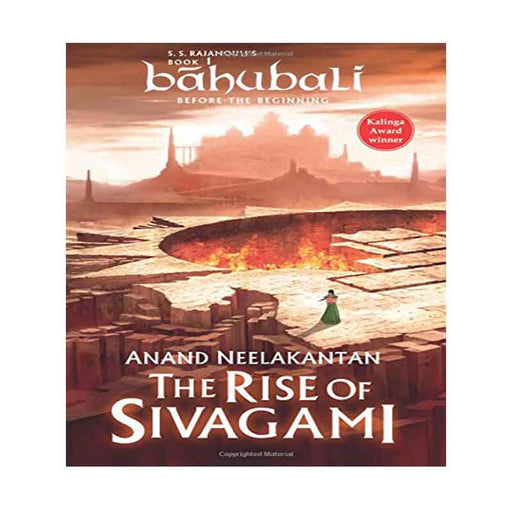 Rise Of Sivagami Book 1 Of Bahubali Paperback