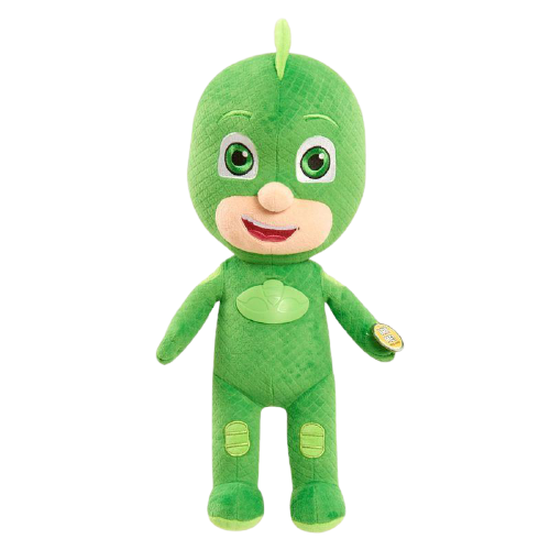 PJ Masks Sing And Talk Gekko Soft Toy - www.entertainmentstore.in