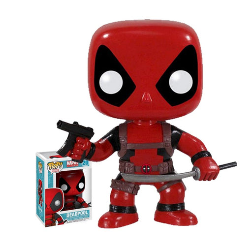Marvel Deadpool Funko Pop Vinyl Bobble Head