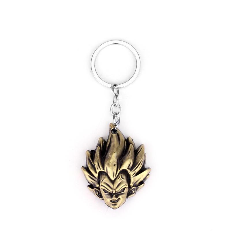 Dragon Ball Z Vegata Keychain - www.entertainmentstore.in