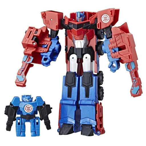 Transformers Hi Test Optimus Prime Combiner Force Action Figure