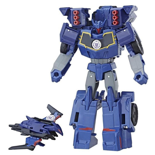 Transformers Laserbeak Soundwave Combiner Force Action Figure