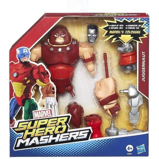 Marvel's Juggernaut Super Hero Mashers Role Play