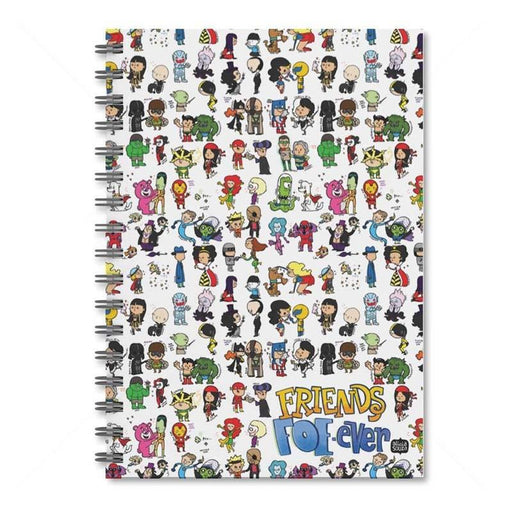 Superhero New Notebook