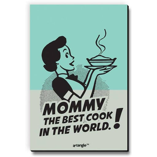 Mommy The Best Cook In World Magnet