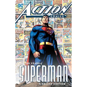 Action Comics 80 Years of Superman Deluxe Edition Hardcover