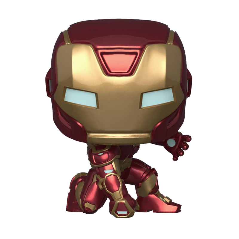 Iron Man Gamerverse Funko Pop - www.entertainmentstore.in