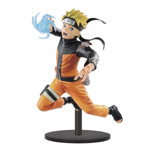 Naruto Shippuden Vibration Stars Vol. 4 Uzumaki Naruto Figure - www.entertainmentstore.in