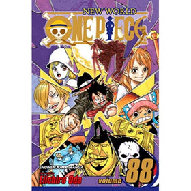 One Piece Vol 88 Paperback