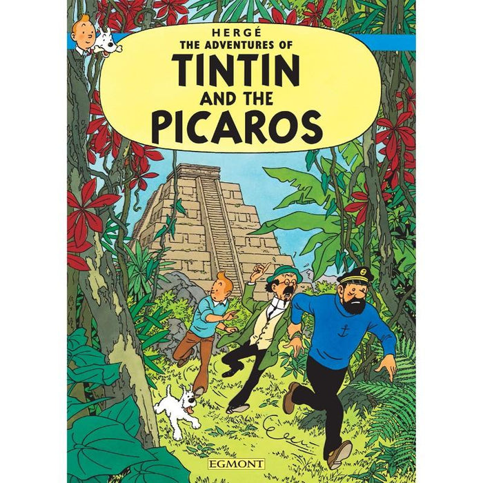Tintin and the Picaros Hardcover