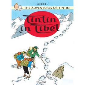 Tintin in Tibet Hardcover