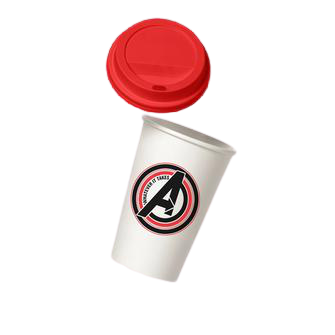 Avengers Whatever It Takes Travel Mug - www.entertainmentstore.in