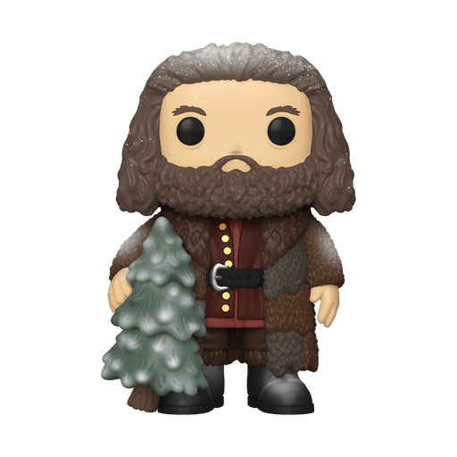 Harry Potter Hagrid  Holiday  6 inc  Funko Pop (PRE ORDER) - www.entertainmentstore.in