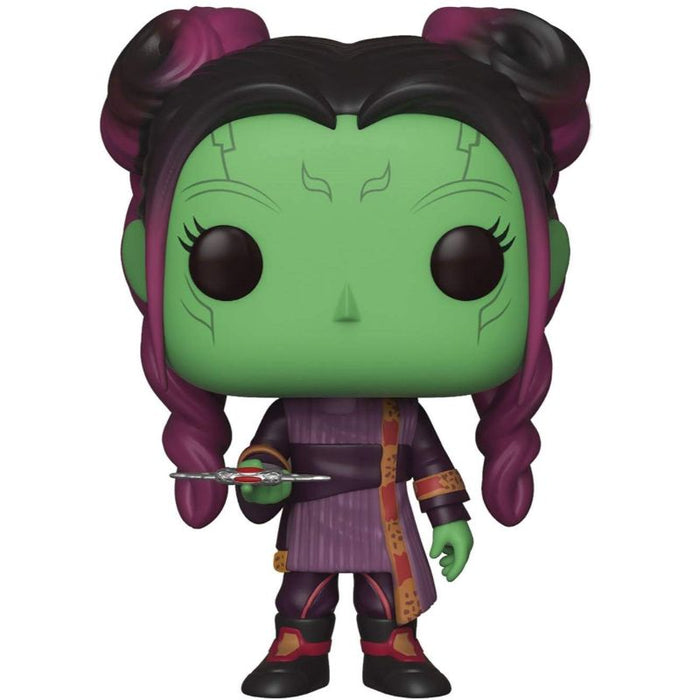Young Gamora Avengers Infinity War Bobble Head - www.entertainmentstore.in