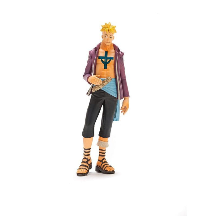 One Piece Marco HSCF Series 7 # 28 PVC Figure