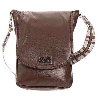 Star Wars Chewbacca Mini Messenger Bag - www.entertainmentstore.in