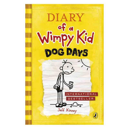Diary Of Wimpy Kid Dog Daysbook 4 Paperback