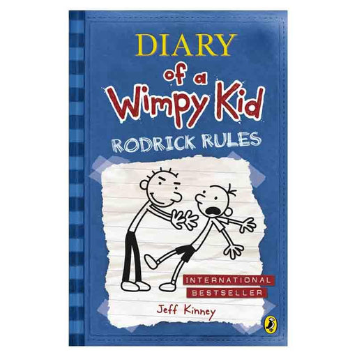 Diary Of Wimpy Kid Rodrick Rules Book 2 Paperback