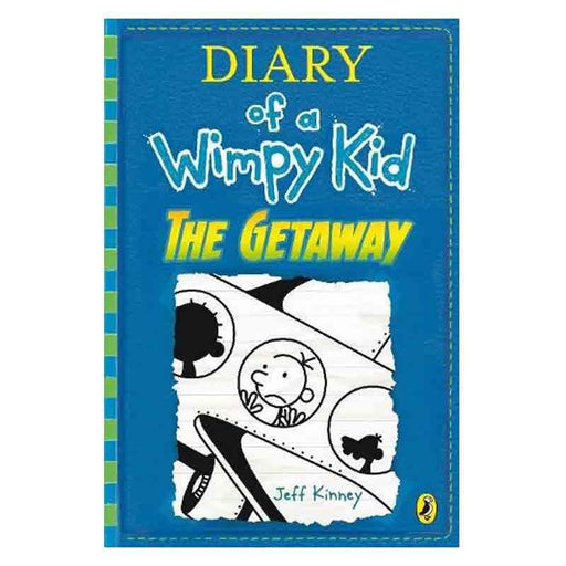 Diary Of Wimpy Kid Getawaybook 12 Hardcover