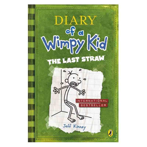 Diary Of Wimpy Kid Last Strawbook 3 Paperback