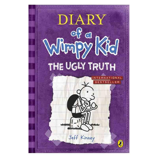 Diary Of A Wimpy Kid Ugly Trutbook 5 Paperback