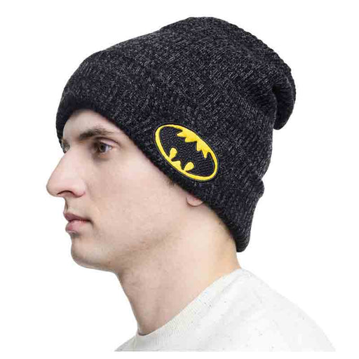 Batman Knited Wollen Beanie