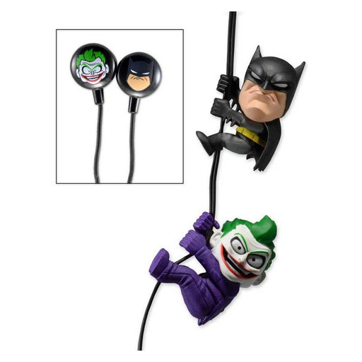 Batman And Joker Scalers - 2 Earbuds