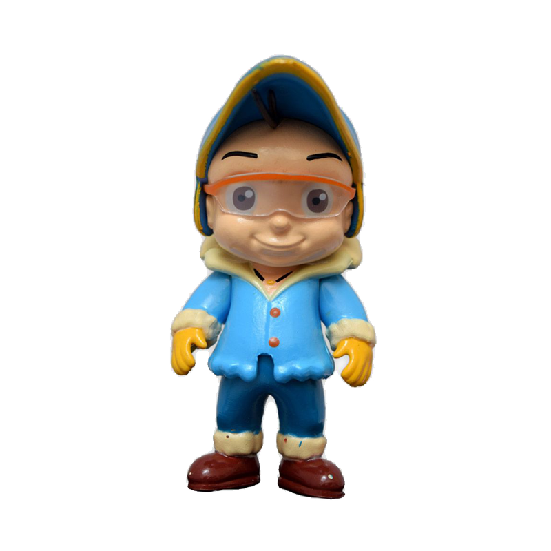 Chhota Bheem Himalayan Adventure Raju Action figures - www.entertainmentstore.in