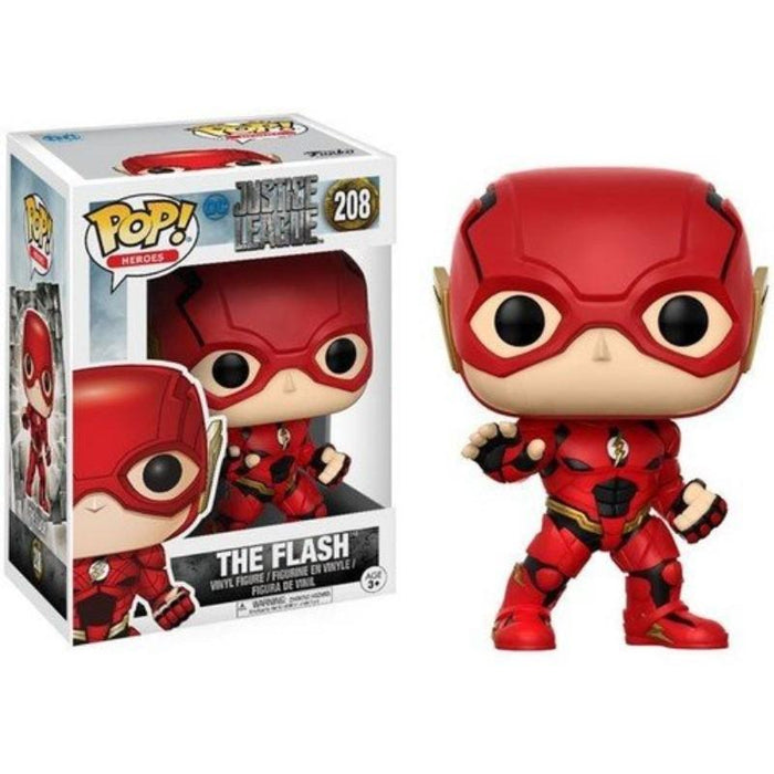 Pop Justice League The Flash Vinyl Figure