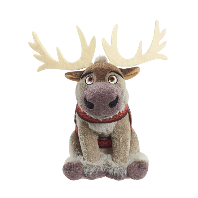 Disney Frozen 2 Talking Small Sven Plush - www.entertainmentstore.in