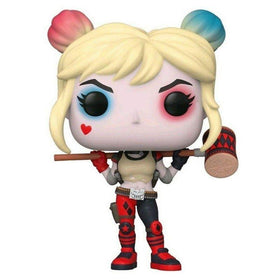 Harley Quinn With Mallet Pop Figure