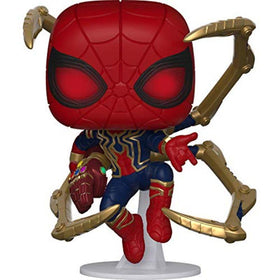 Iron Spider Avengers End Game Pop Bobble Head