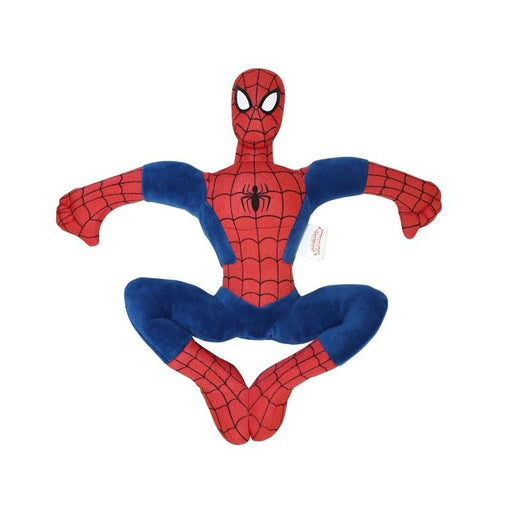 Spiderman Vacuum Holder Pose Soft Toy