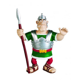 Asterix Legionary with Lance Key Ring