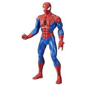 Marvel Spider Man Olympus Action Figure