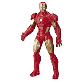 Marvel Iron Man Olympus Action Figure