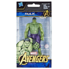Hulk Marvel Avengers Action Figure