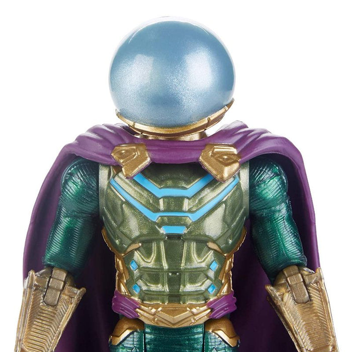 """Marvel Spider-Man Far from Home Mysterio 6/"""" Action Figure Movie New In Hand"""