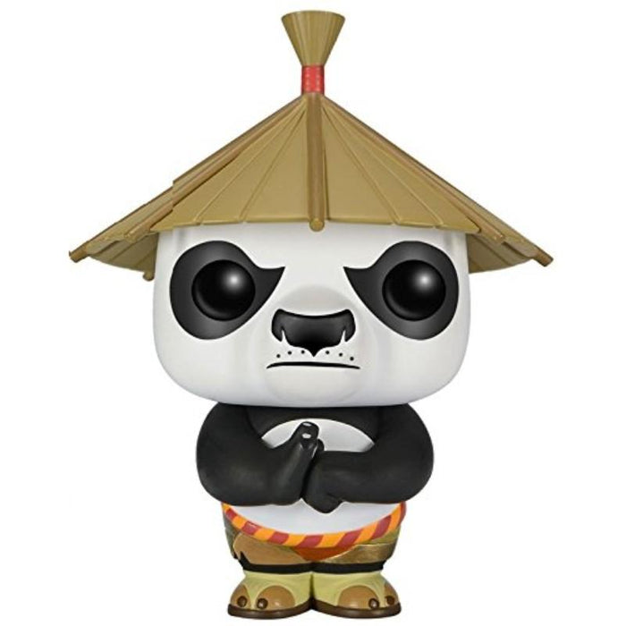 Kung Fu Panda Po With Hat Vinyl Figure