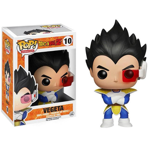 Dragon Ball Z Vegata Figure