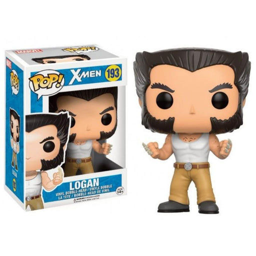 X Men Logan With Tank Top Figure