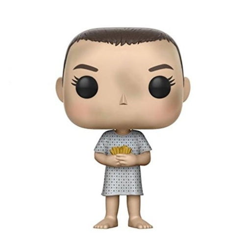 Stranger Things Eleven In Hospital Gown Figure