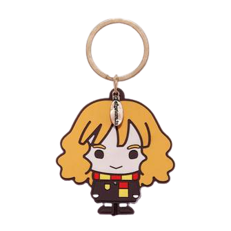 Harry Potter Hermoine Rubber Keychain - www.entertainmentstore.in