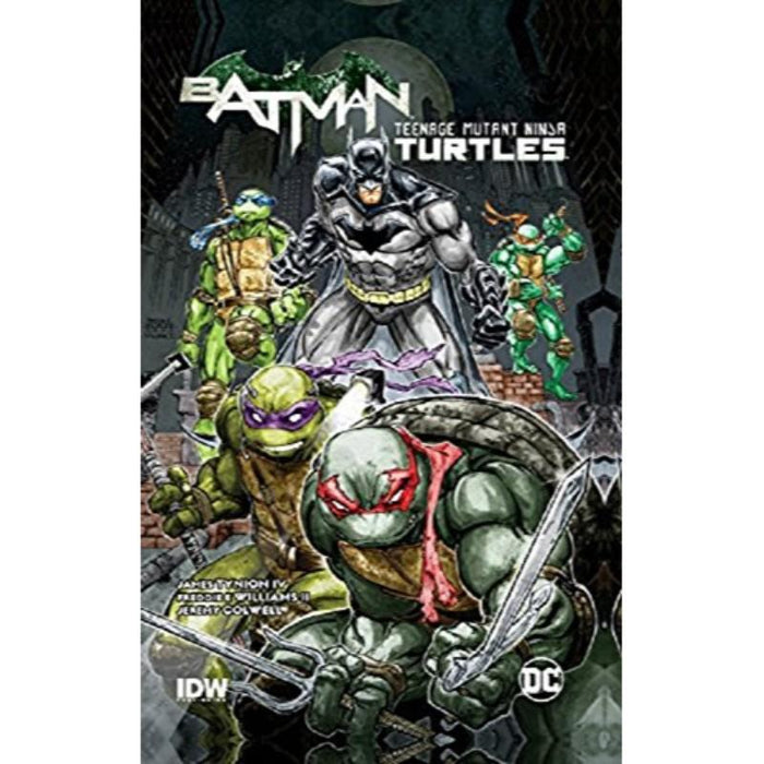 Batman / Teenage Mutant Ninja Turtles Vol. 1 Hardcover