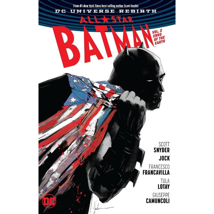 All Star Batman Vol. 2  Ends of the Earth Paperback