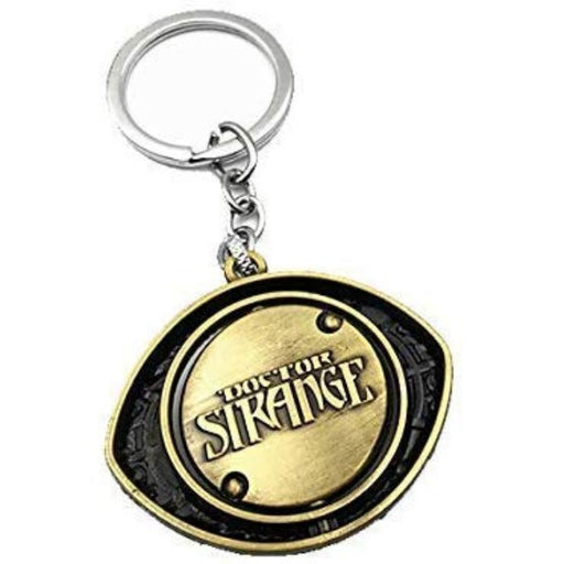 Doctor Strange Rotating Metal Key chain - www.entertainmentstore.in