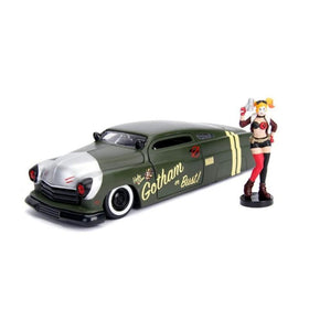 1951 Mercury With Harley Quinn Figure