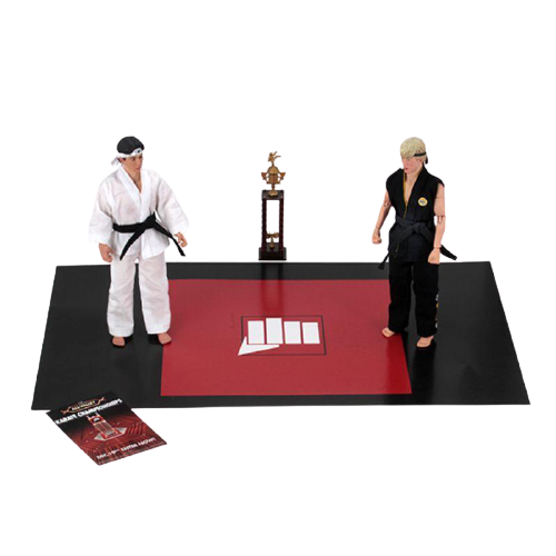 The Karate Kid (1984) Tournament 2 PackAction Figures - www.entertainmentstore.in