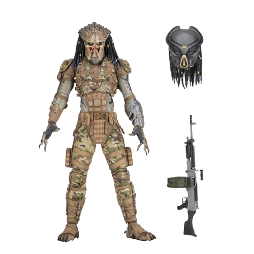 Predator 2018 Emissary #2 Ultimate Action Figure - www.entertainmentstore.in